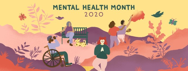 Mental Health Month 2020: Not Just In Your Head image